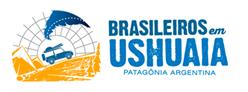 Banner Brasileiros em Ushuaia