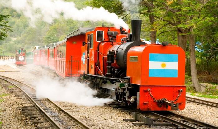 Trem do Fim do Mundo 1ª Classe - Verão - Ushuaia