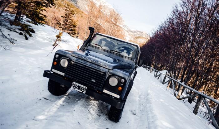 Expedição Off Road Inverno