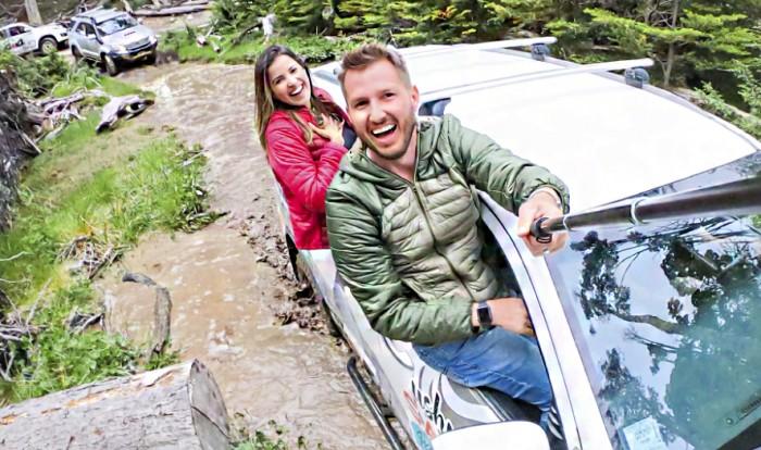 Expedição Off Road em Ushuaia - Verão