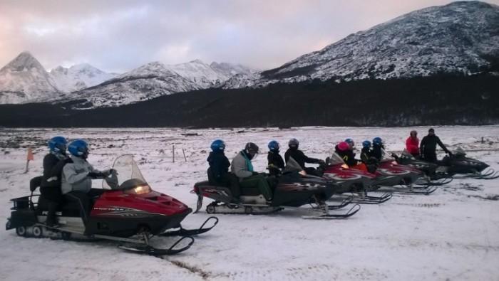 Aventura e Neve - Inverno - Expedição Ushuaia 2017