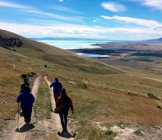 Cerro Frias Trekking - El Calafate