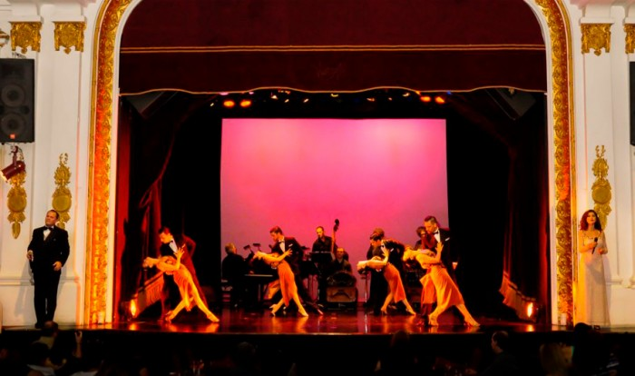 Show Piazzola Tango