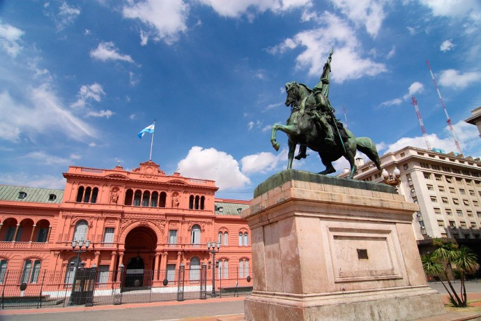 City Tour Buenos Aires com Almoço