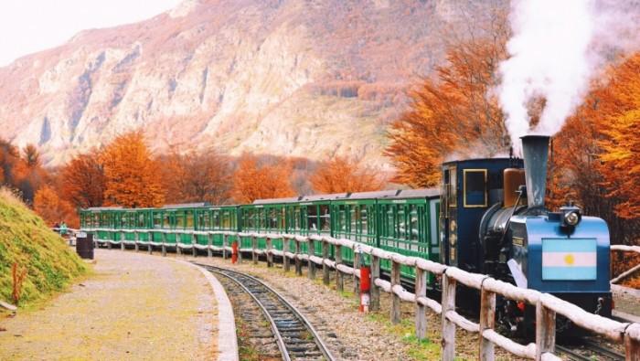 Trem do Fim do Mundo - Expedição Ushuaia 2017