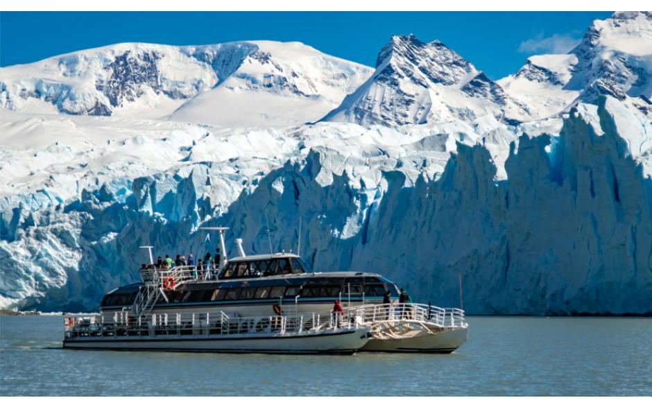 Glaciar Perito Moreno Safari Náutico em El Calafate