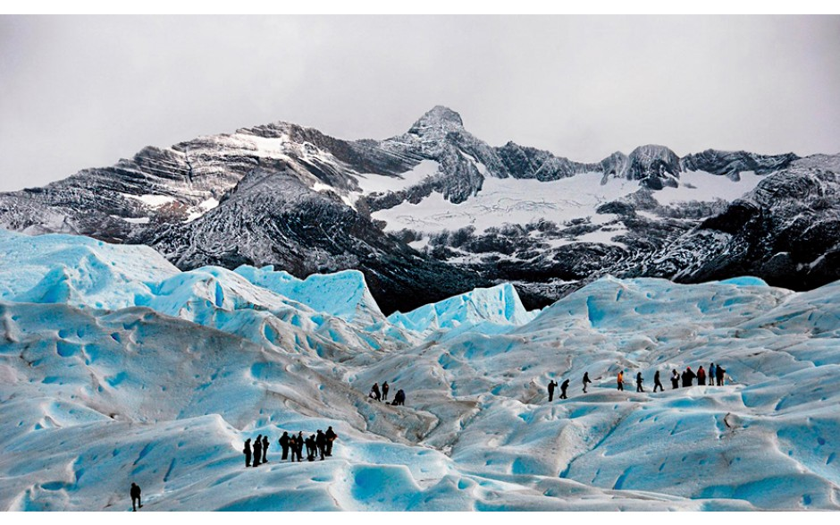 Glaciar Perito Moreno Mini trekking em El Calafate