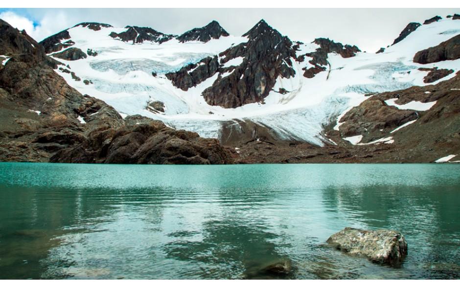 Trekking Laguna de Los Tempanos e Glaciar Vinciguerra em Ushuaia