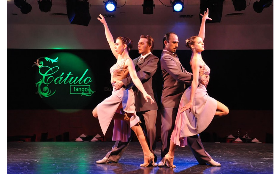 Jantar Show Catulo Tango