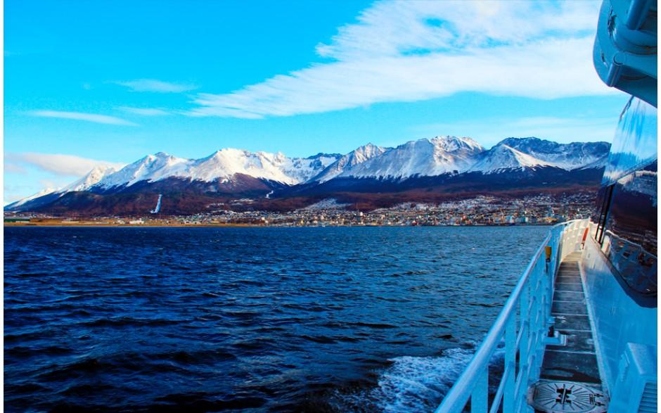 Navegação Canal Beagle + Estância Harberton em Ushuaia