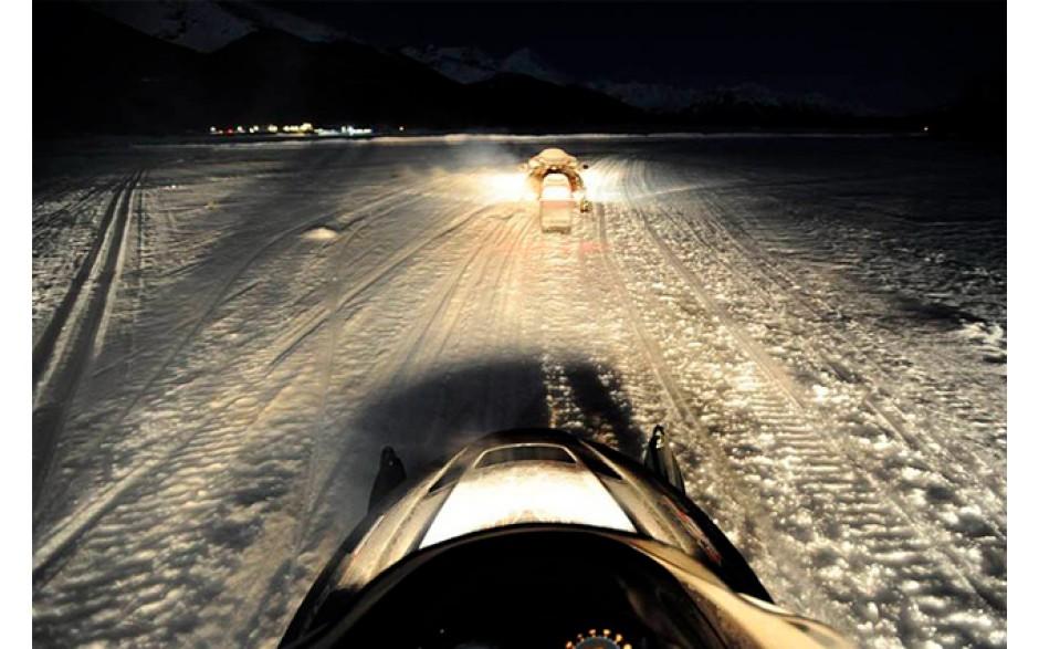 Experiência Antártica