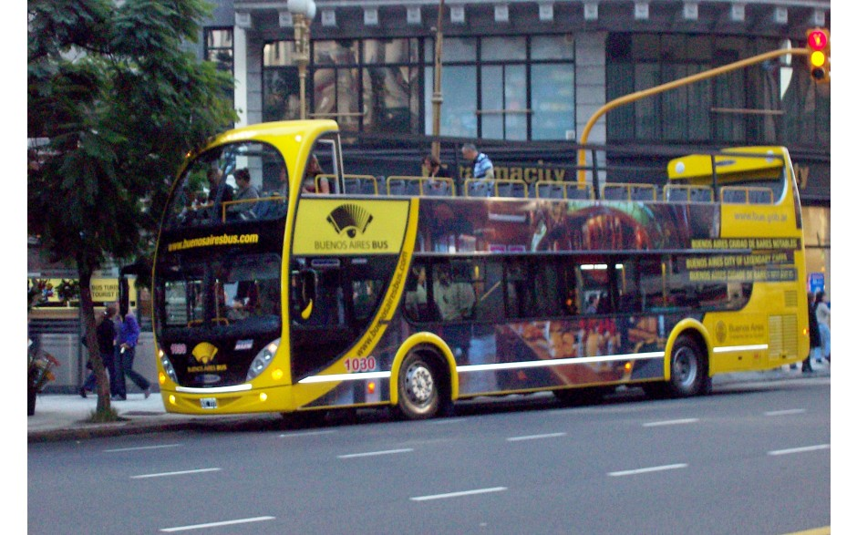 Buenos Aires Bus 24hs