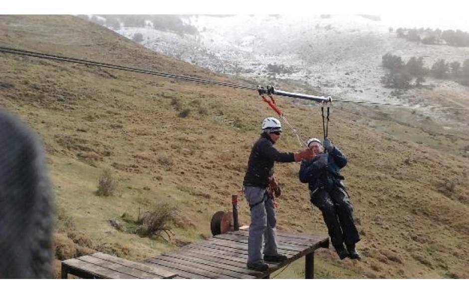 Cerro Frias Tirolesa