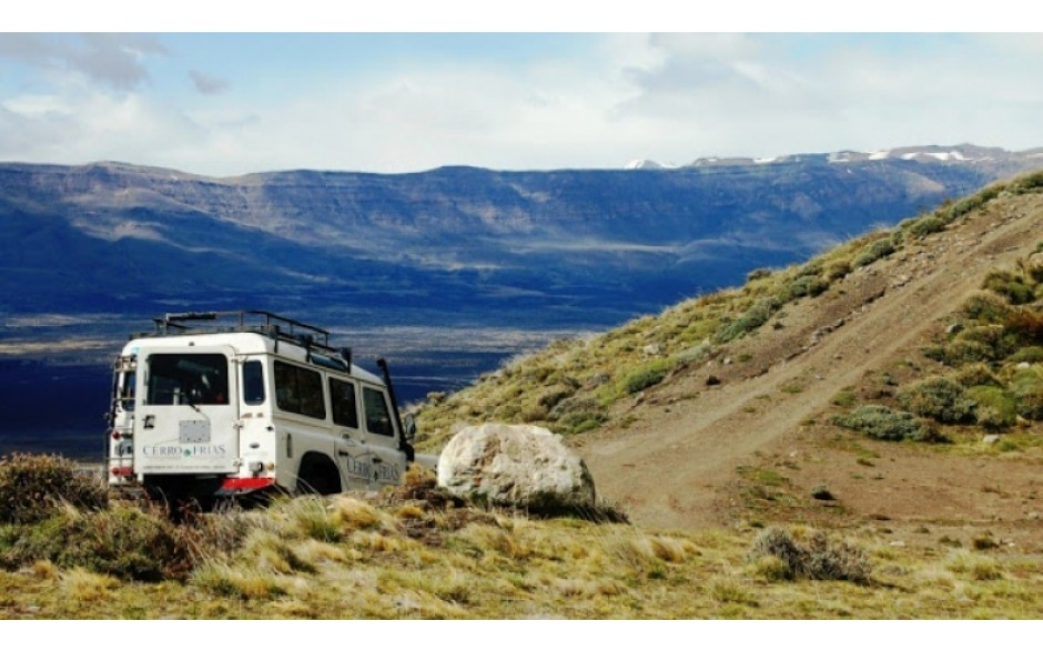 Cerro Frias com 4x4