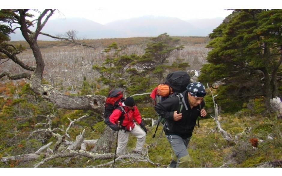 Parque Nacional com Trekking e Canoas
