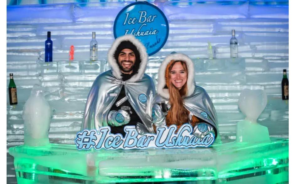 Ingresso Ice Bar - Ushuaia