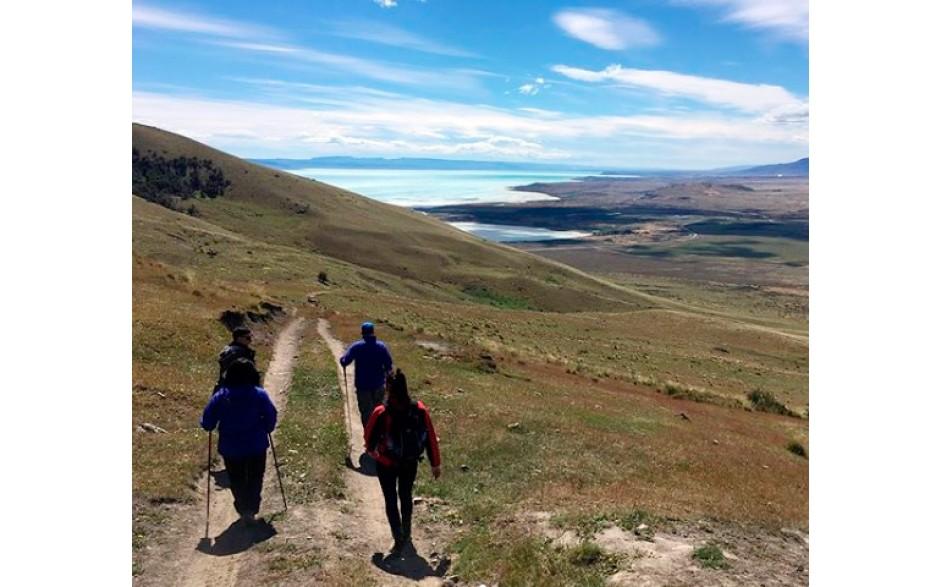 Cerro Frias Trekking em El Calafate