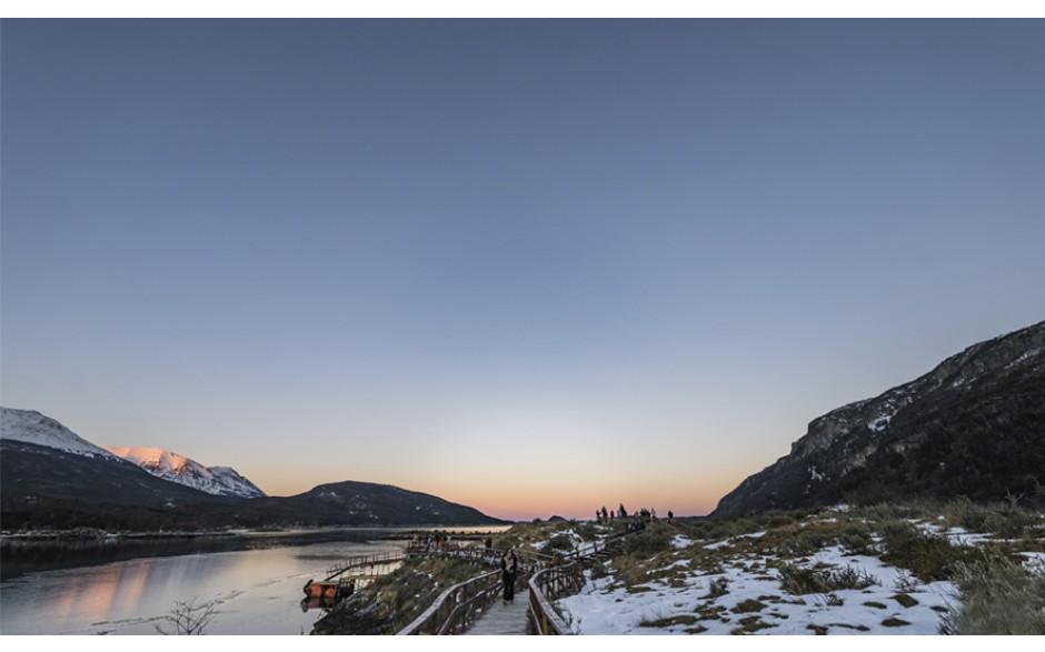 Parque Nacional Tierra del Fuego Inverno - Ushuaia