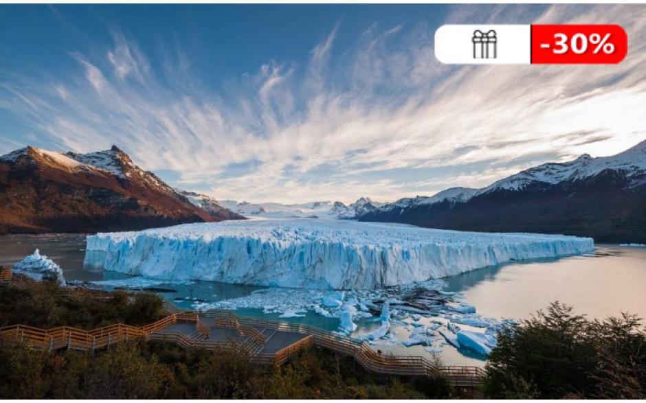 Glaciar Perito Moreno Passarelas - El Calafate