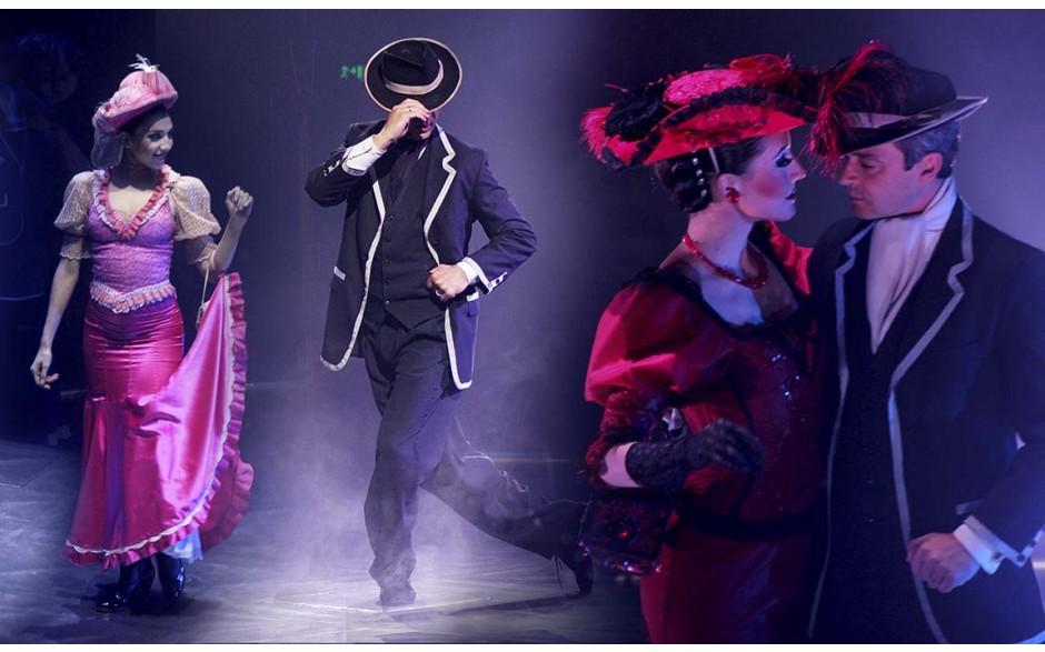 Jantar Show Señor Tango