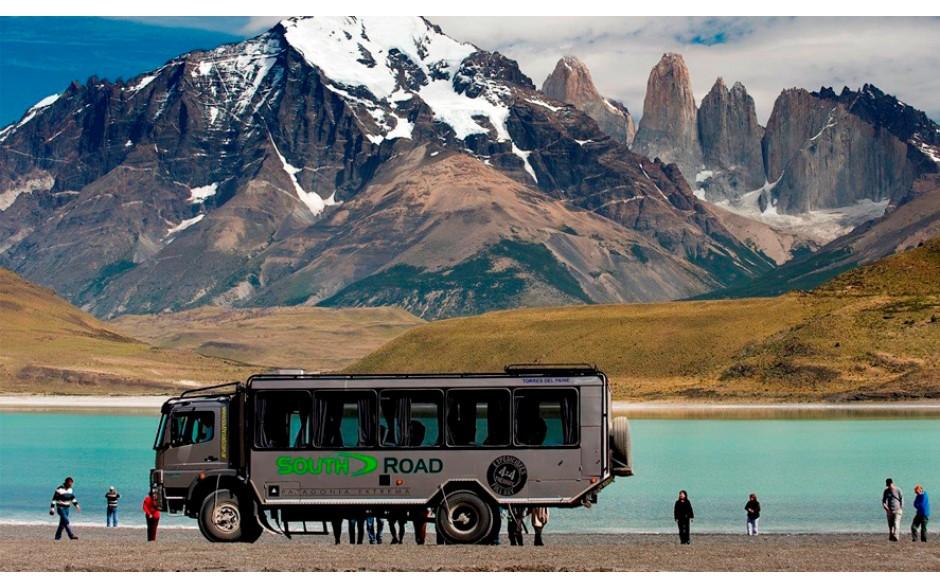 Torres del Paine no Chile