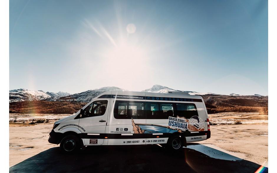 Transfer In -  Aeroporto / Hotel - Ushuaia