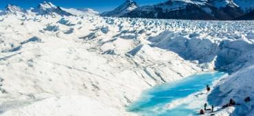 Glaciar Perito Moreno Big Ice - El Calafate