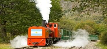 Trem do Fim do Mundo Classe Turista - Verão - Ushuaia