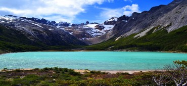 Trekking Laguna Esmeralda em Ushuaia - Verão