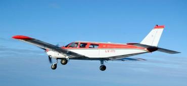 Sobrevoo de avião 1 hora - Ushuaia