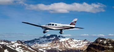 Sobrevoo turístico de avião 30 minutos - Ushuaia