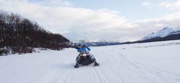 Mini Aventura e Neve sem Trenó - Ushuaia
