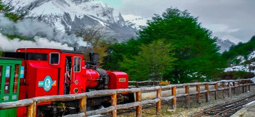 Trem do Fim do Mundo 1ª Classe - Inverno - Ushuaia