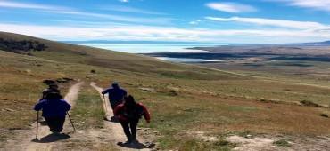 Cerro Frias Trekking em El Calafate - Noturno