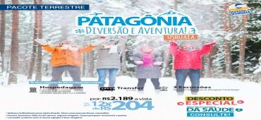 Pacote Patagônia Diversão e Aventura - Ushuaia