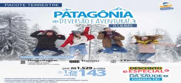 Pacote Patagônia Diversão e Aventura - El Calafate