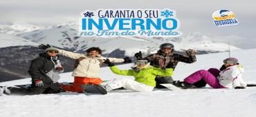 Pacote Ushuaia Inverno | Garanta o seu Inverno no Fim do Mundo