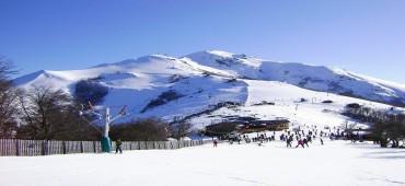 Villa La Angostura y Cerro Bayo