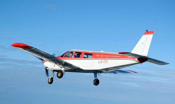 Sobrevolando en avión 1 hora - Ushuaia