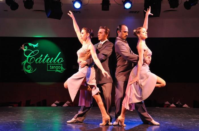 Cena Show Catulo Tango
