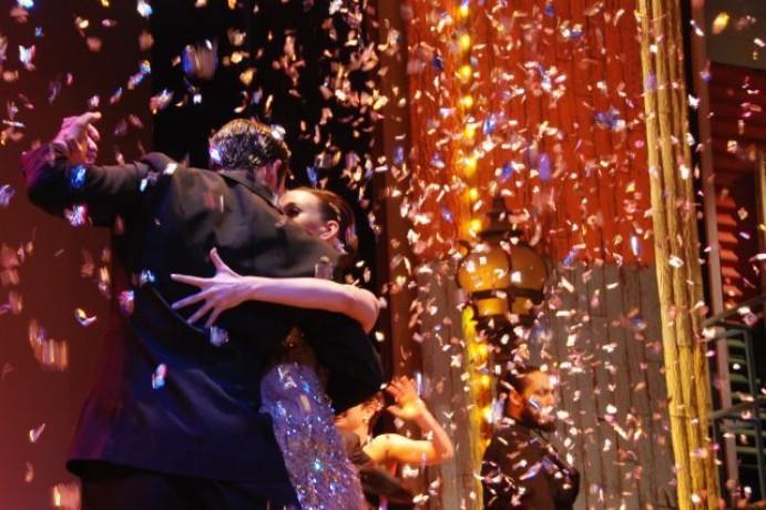 Cena Show Premium Madero Tango