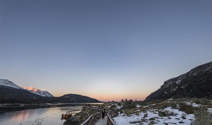 Parque Nacional Tierra del Fuego Invierno - Ushuaia