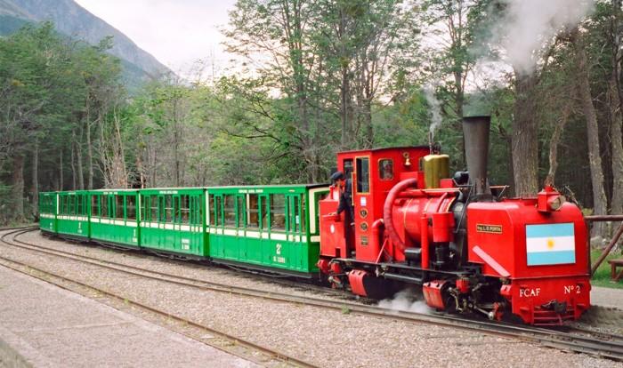 Tren del Fin del Mundo Clase Premium – Verano - Ushuaia