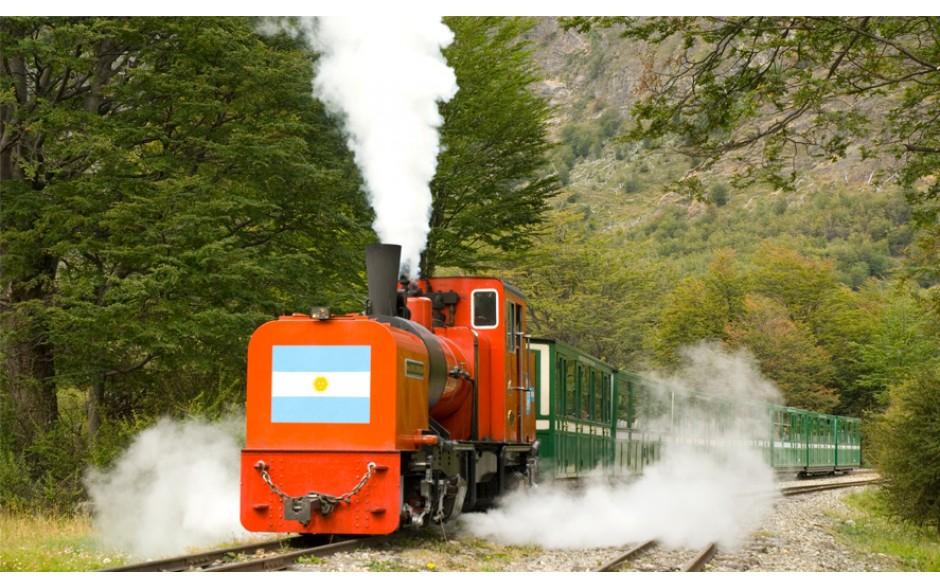 Tren del Fin del Mundo Clase Turista - Verano - Ushuaia