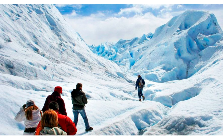 Glaciar Perito Moreno - Big Ice