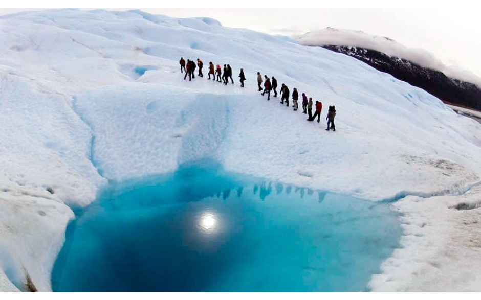 Glaciar Perito Moreno - Mini trekking
