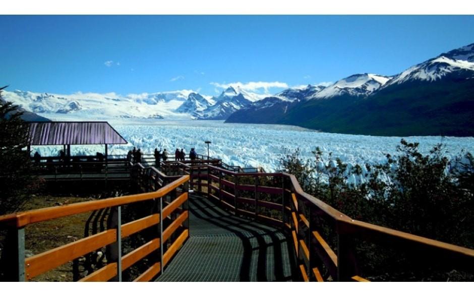 Glaciar Perito Moreno - Passarelas