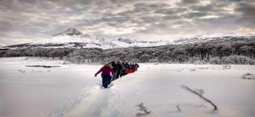 Trekking Laguna Esmeralda - Invierno - Ushuaia - Ushuaia