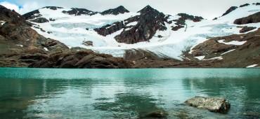 Trekking Laguna de los Témpanos y Glaciar Vinciguerra.