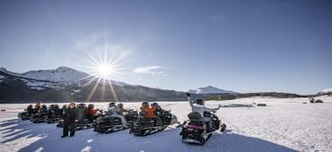 Aventura y nieve sin trineo - Ushuaia